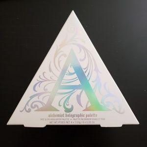 Kat von D Alchemist holographic highlighter palett